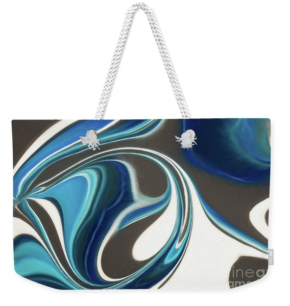 Touch Pass Weekender Tote Bag