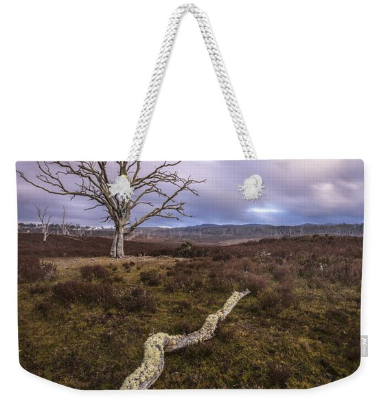 Touch The Depths To Reach The Heights Weekender Tote Bag
