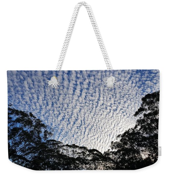 Towen Mountain  Weekender Tote Bag