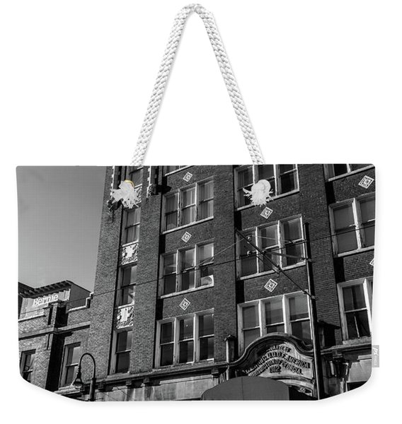 Tower 250 Weekender Tote Bag