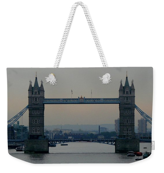 Tower Bridge, London Weekender Tote Bag