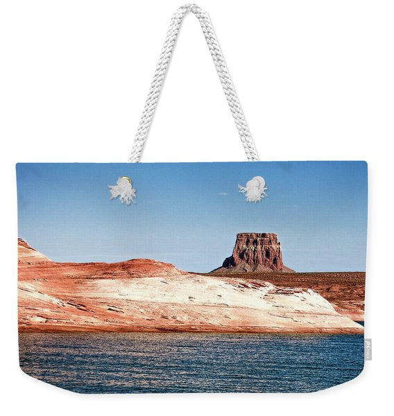 Tower Butte Weekender Tote Bag