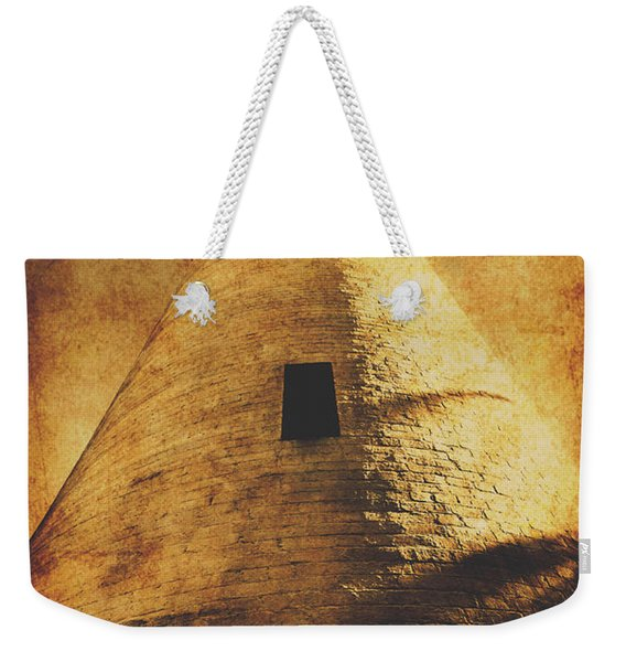 Tower Of Grunge Weekender Tote Bag