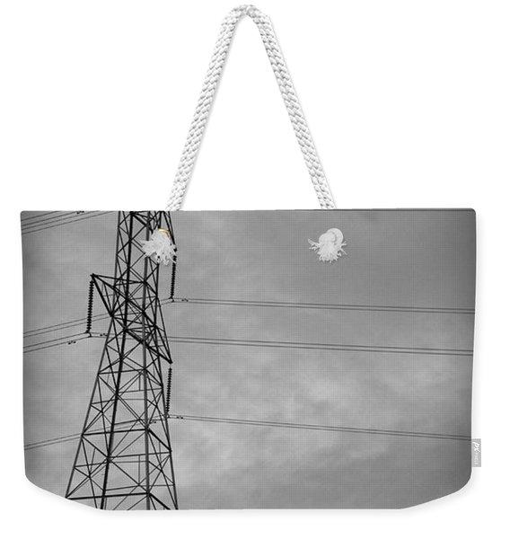 Tower Of Power Weekender Tote Bag