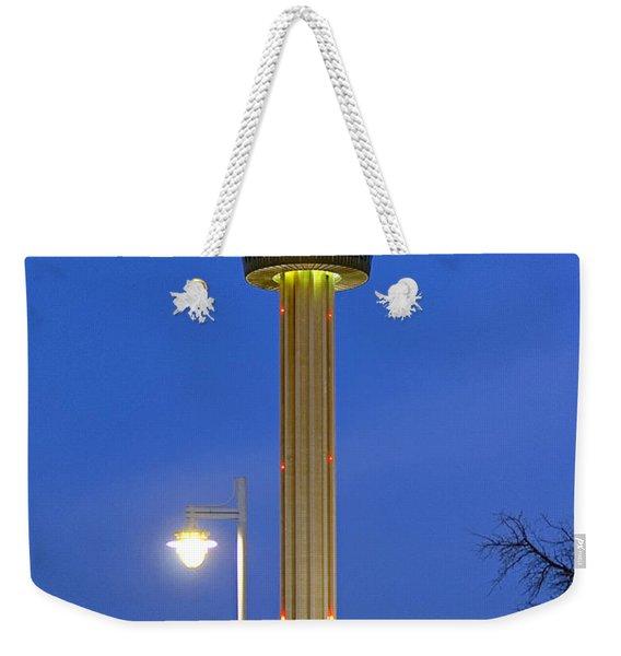 Tower Of The Americas Weekender Tote Bag