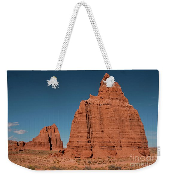 Tower Of The Sun And Moon Weekender Tote Bag