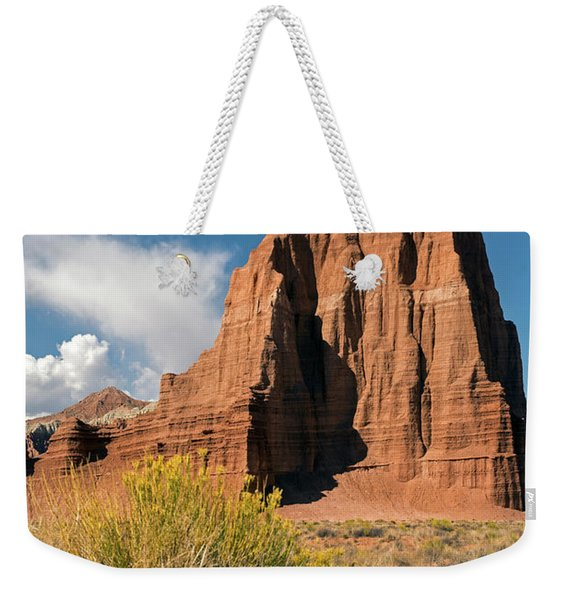 Tower Of The Sun Weekender Tote Bag