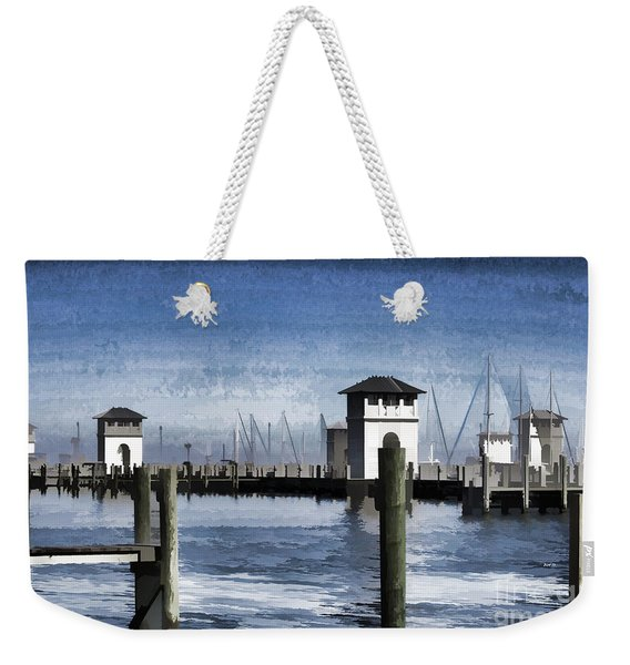 Towers And Masts Weekender Tote Bag
