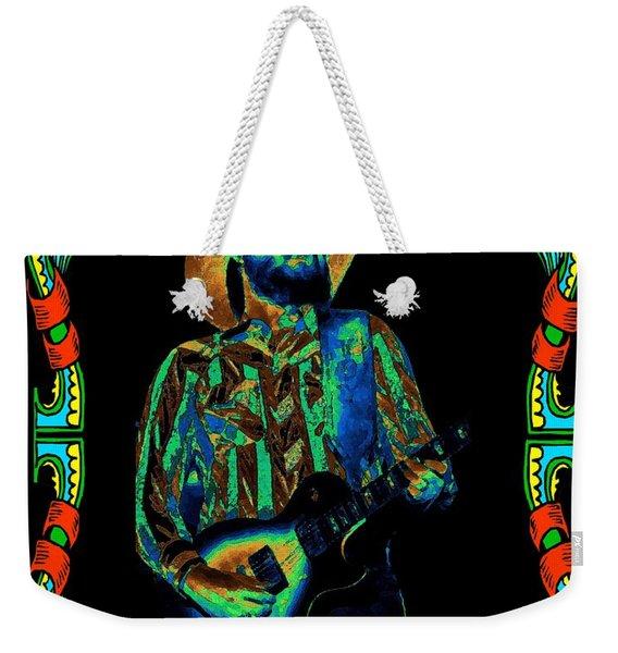 Toy Caldwell Framed #1 Weekender Tote Bag