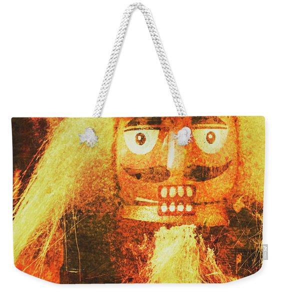 Toy Solider Memories Weekender Tote Bag