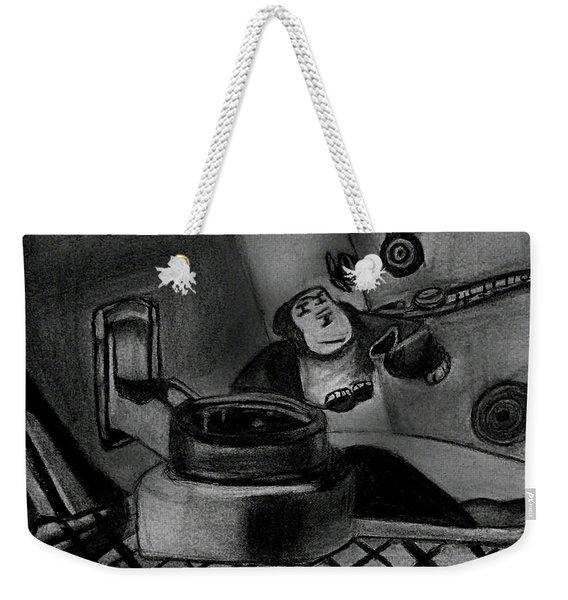 Toy Zoo Weekender Tote Bag