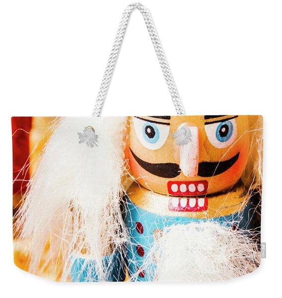 Toys In Play  Weekender Tote Bag