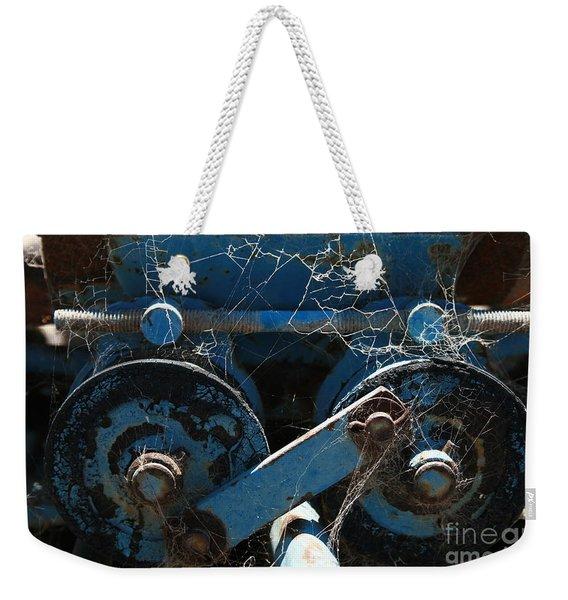 Tractor Engine IIi Weekender Tote Bag