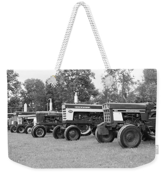 Tractor Show 2016 Weekender Tote Bag