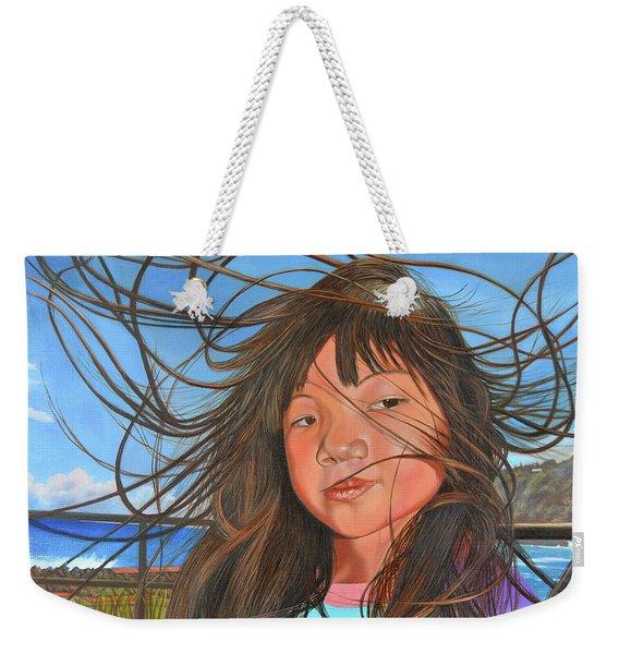 Trade Wind Day Weekender Tote Bag