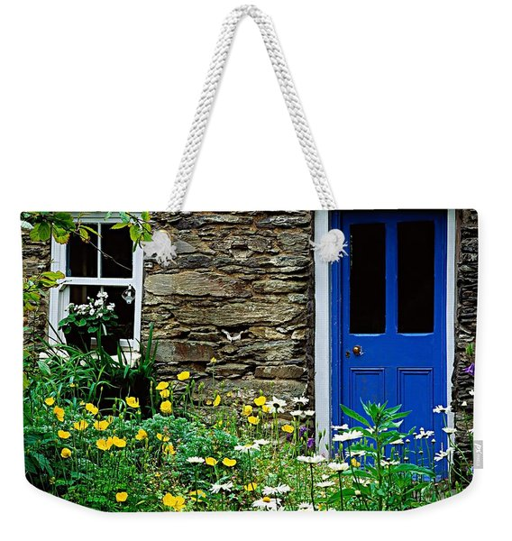 Traditional Cottage, Co Cork Weekender Tote Bag