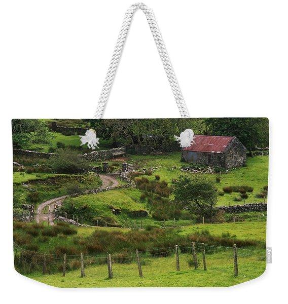 Traditional Cottages, Dan Oharas Weekender Tote Bag