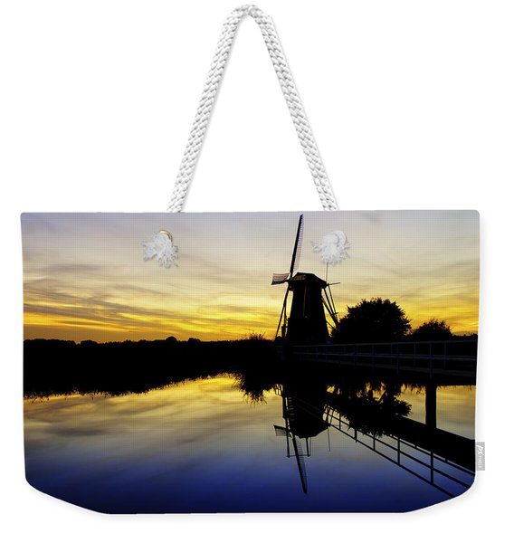 Traditional Dutch Weekender Tote Bag