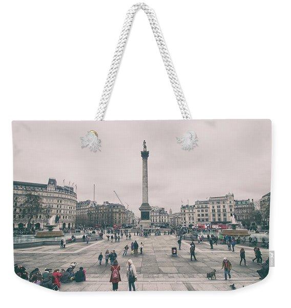 Trafalgar Square Weekender Tote Bag