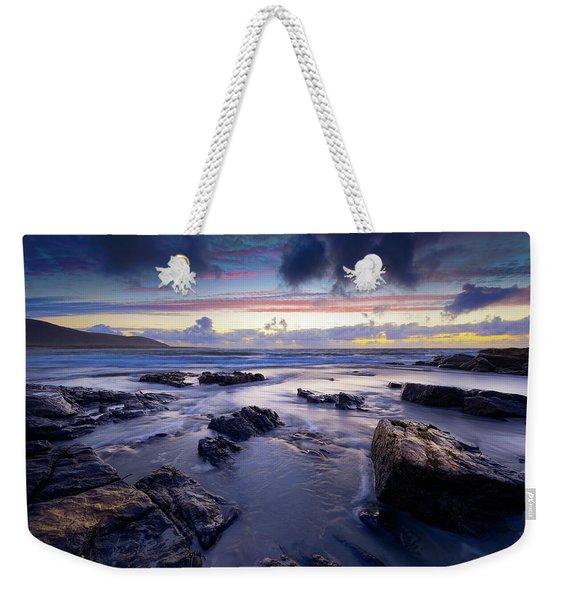 Traigh Allathasdall, Isle Of Barra Weekender Tote Bag