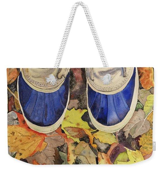 Trail Mix Weekender Tote Bag