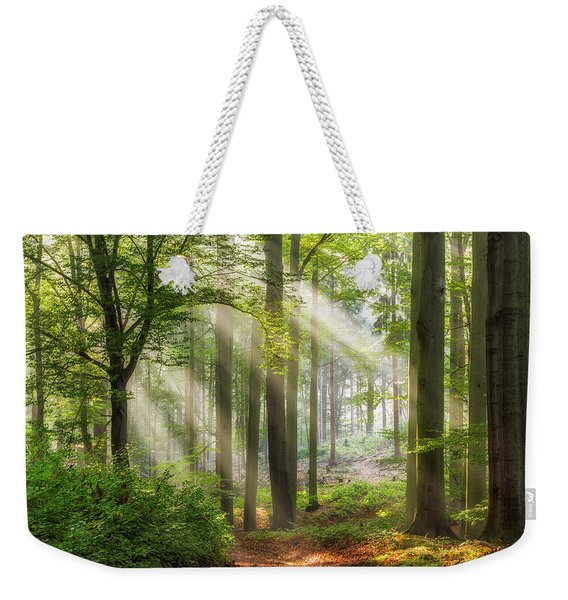 Trail To Relaxation Weekender Tote Bag