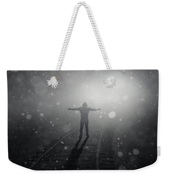 Train To Catch Weekender Tote Bag