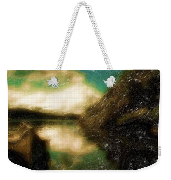 Tranquil Nature Awaits Weekender Tote Bag