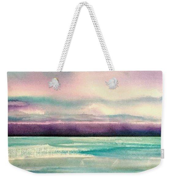 Tranquility 2 Weekender Tote Bag