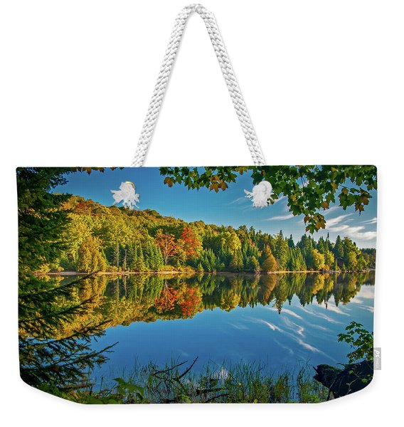 Tranquillity  Weekender Tote Bag