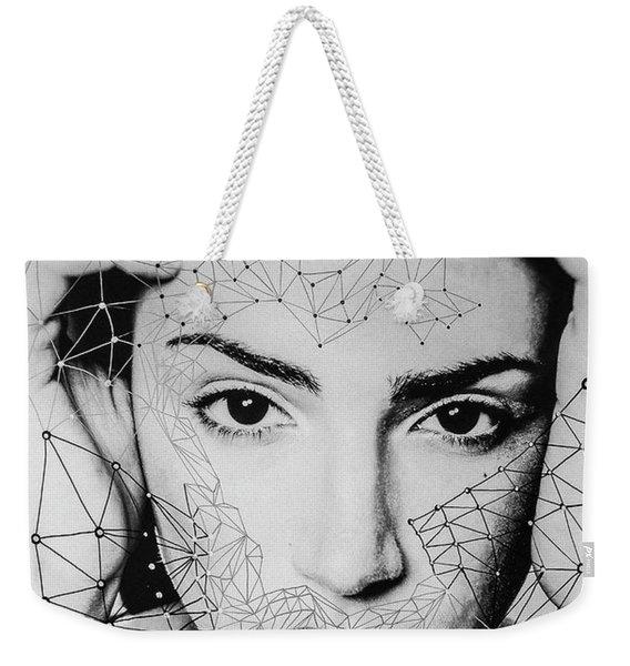 Transgression Of The Self Weekender Tote Bag