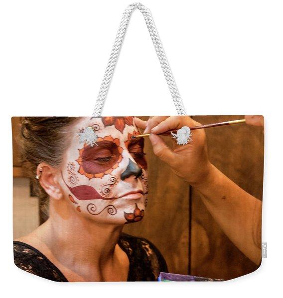 Transitioning  Weekender Tote Bag