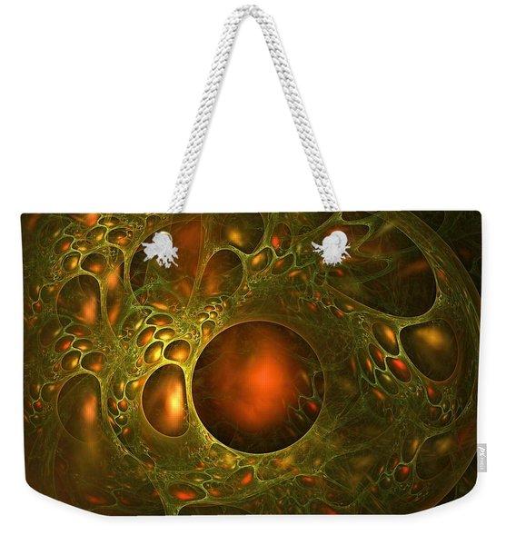 Transpiration Weekender Tote Bag