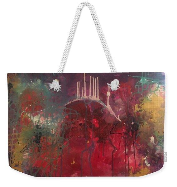 Trapped Soul Weekender Tote Bag