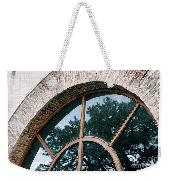 Trapped Tree Weekender Tote Bag