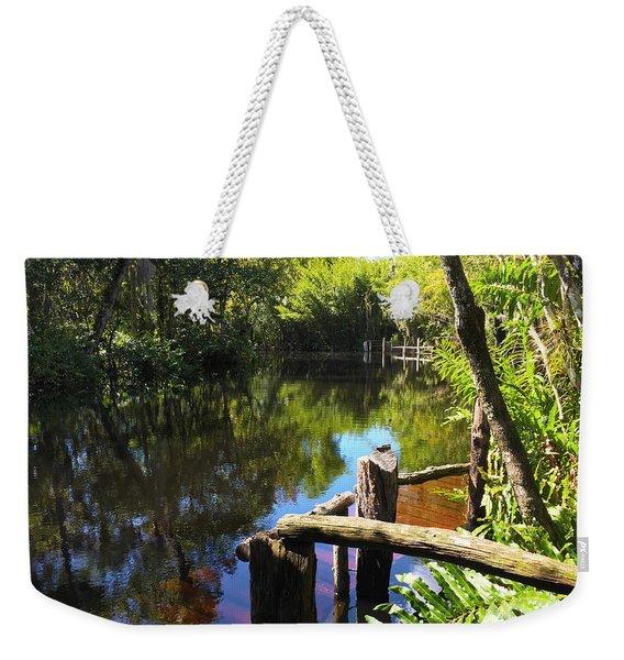 Trapper Nelson Dock Weekender Tote Bag