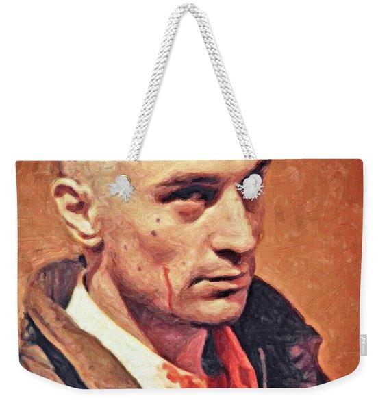 Travis Bickle Weekender Tote Bag