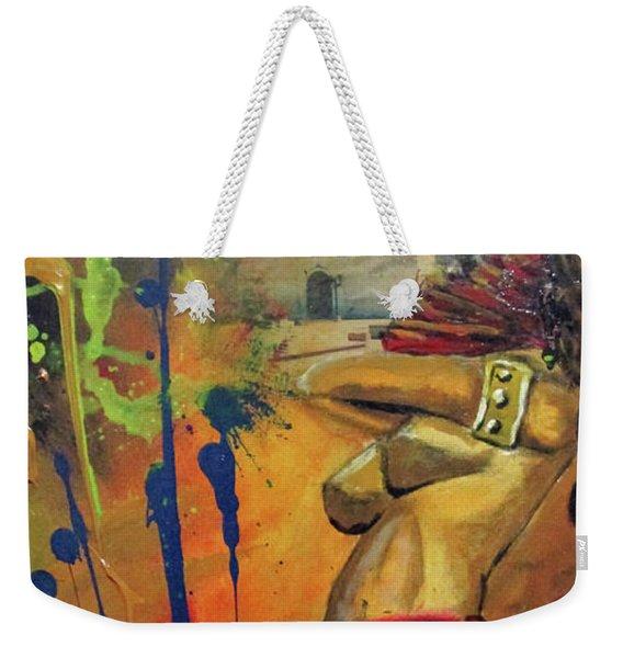 Trayectos Weekender Tote Bag
