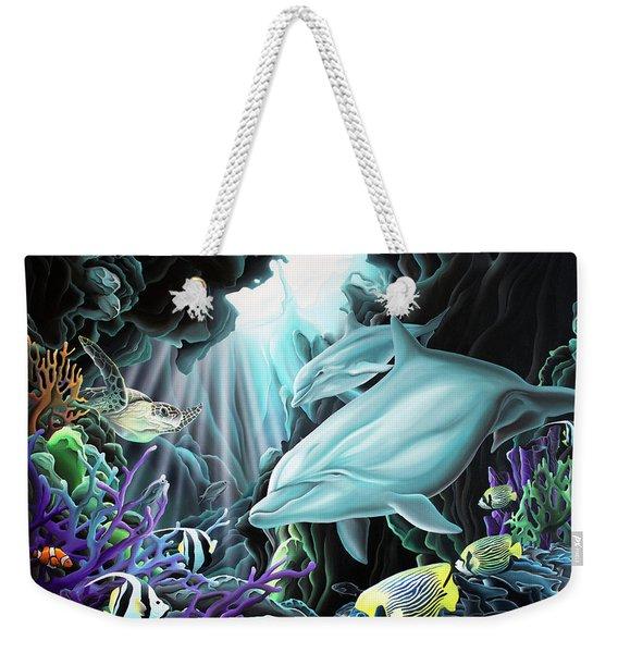 Treasure Hunter Weekender Tote Bag