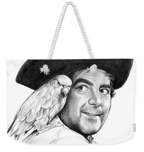 Treasure Island Weekender Tote Bag
