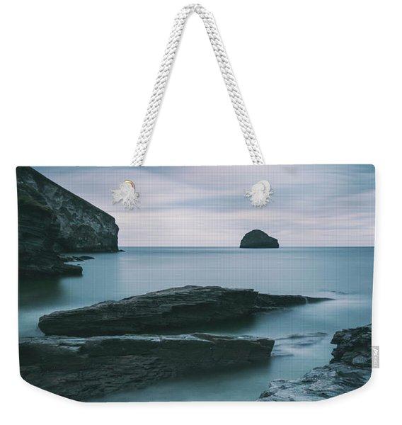 Trebarwith Strand II Weekender Tote Bag