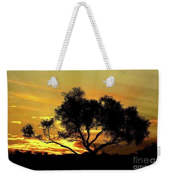 Tree 13 Weekender Tote Bag