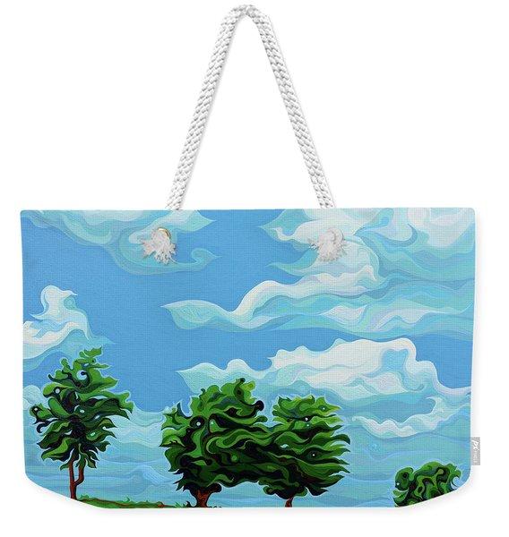 Tree Amigos Weekender Tote Bag