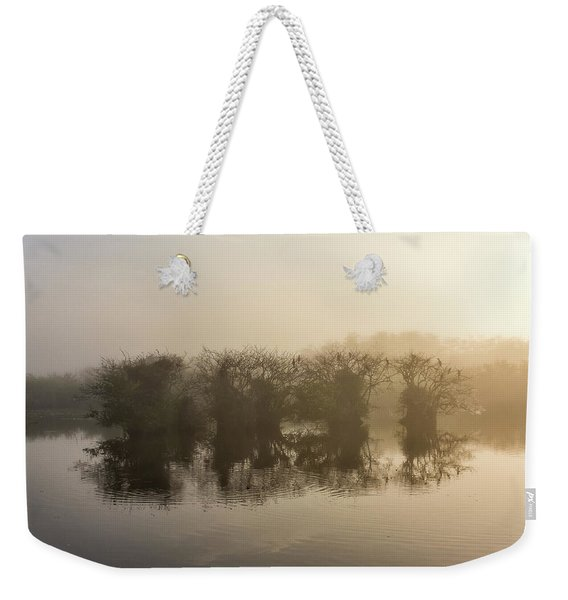 Tree Islands Weekender Tote Bag
