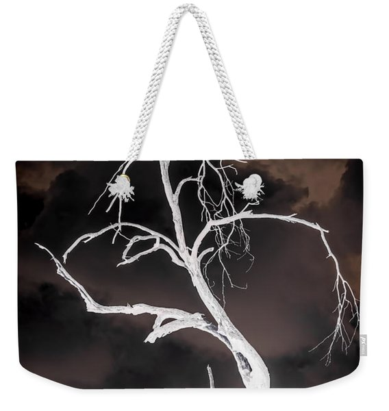 Tree Negative Weekender Tote Bag