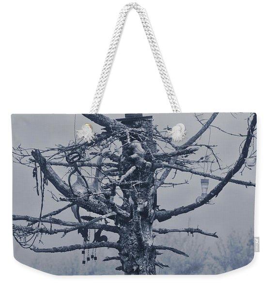 Tree Of Lost Possibles Weekender Tote Bag
