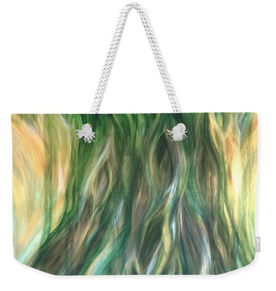 Tree Of Wisdom Weekender Tote Bag