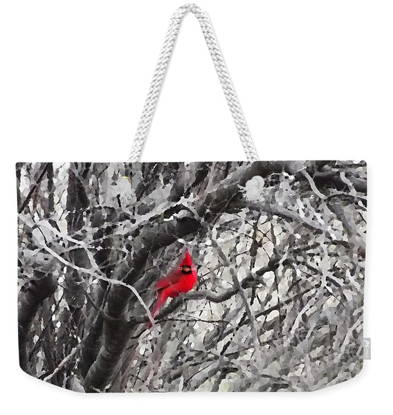 Tree Ornament Weekender Tote Bag