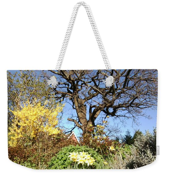 Tree Photo 991 Weekender Tote Bag