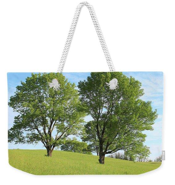 Summer Trees 4 Weekender Tote Bag